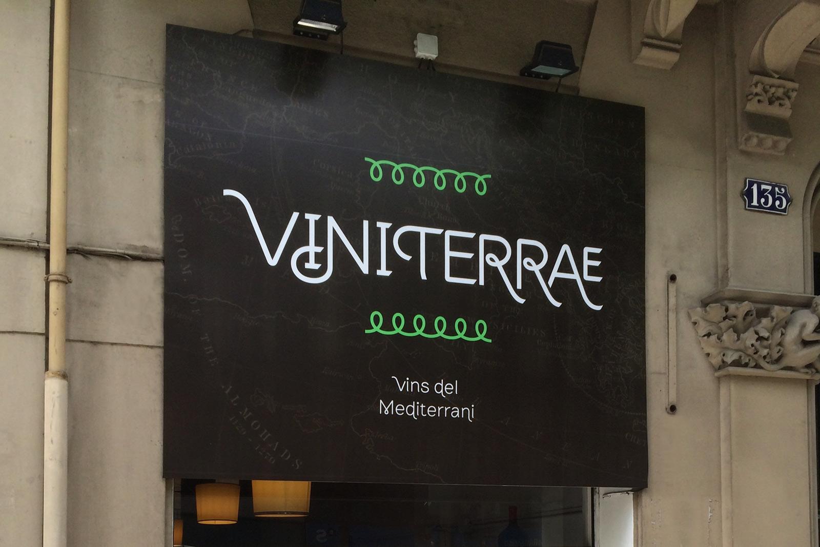 ViniTerrae shop