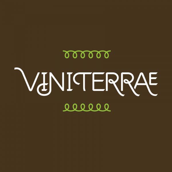 """Logotipo e identità visiva """"ViniTerrae"""""""