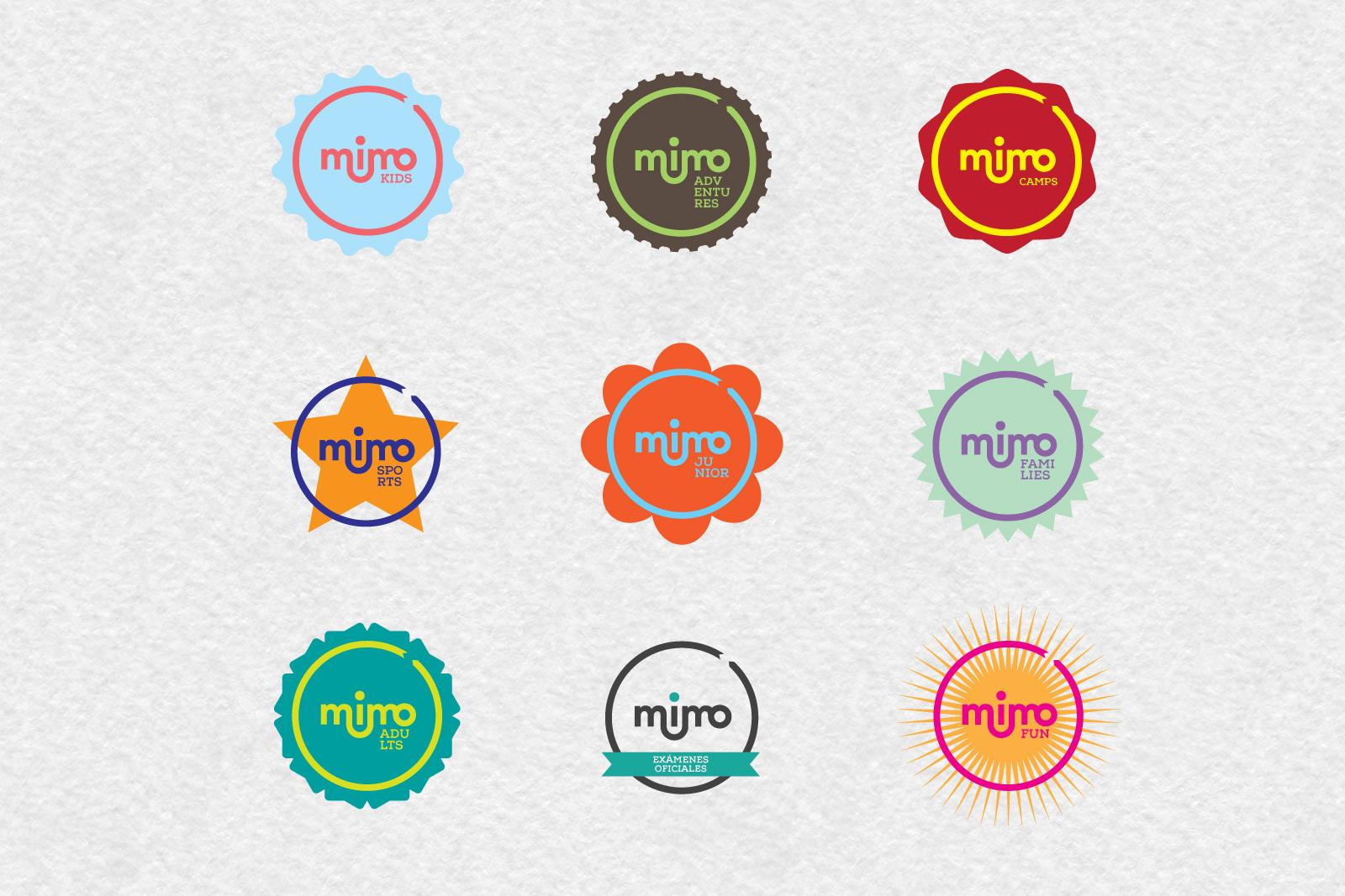 Mimo logos