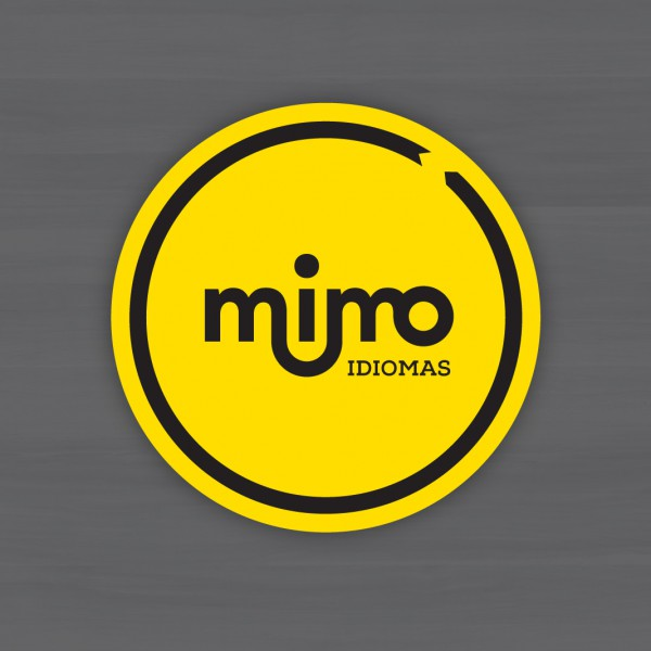 "Logo and visual identity for ""Mimo Idiomas"""