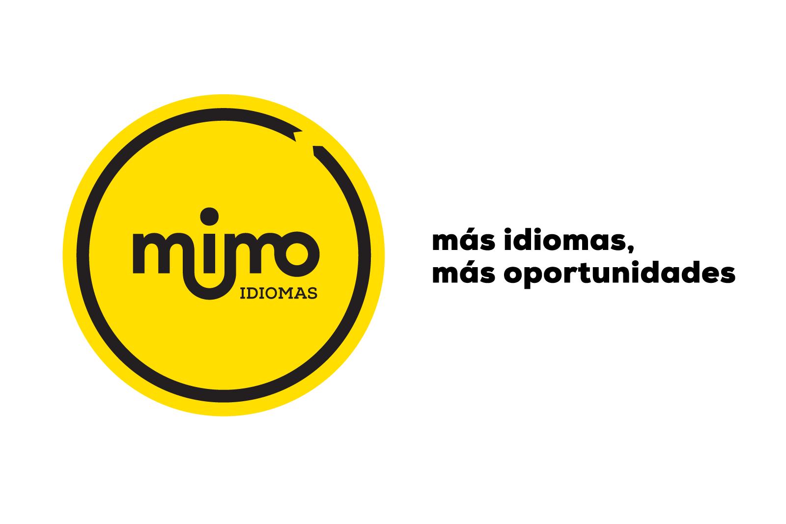 Logo Mimo Idiomas