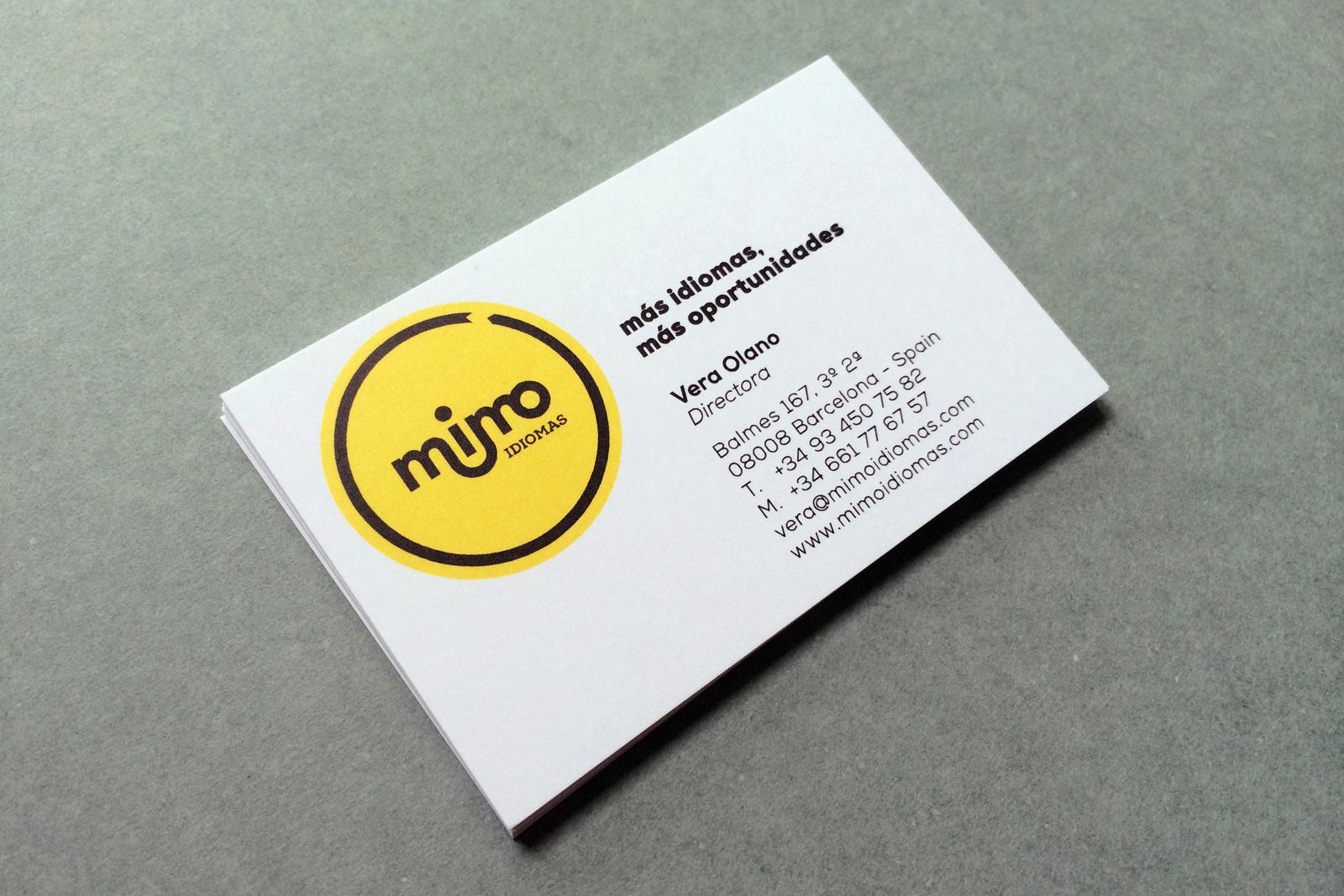 mimo card