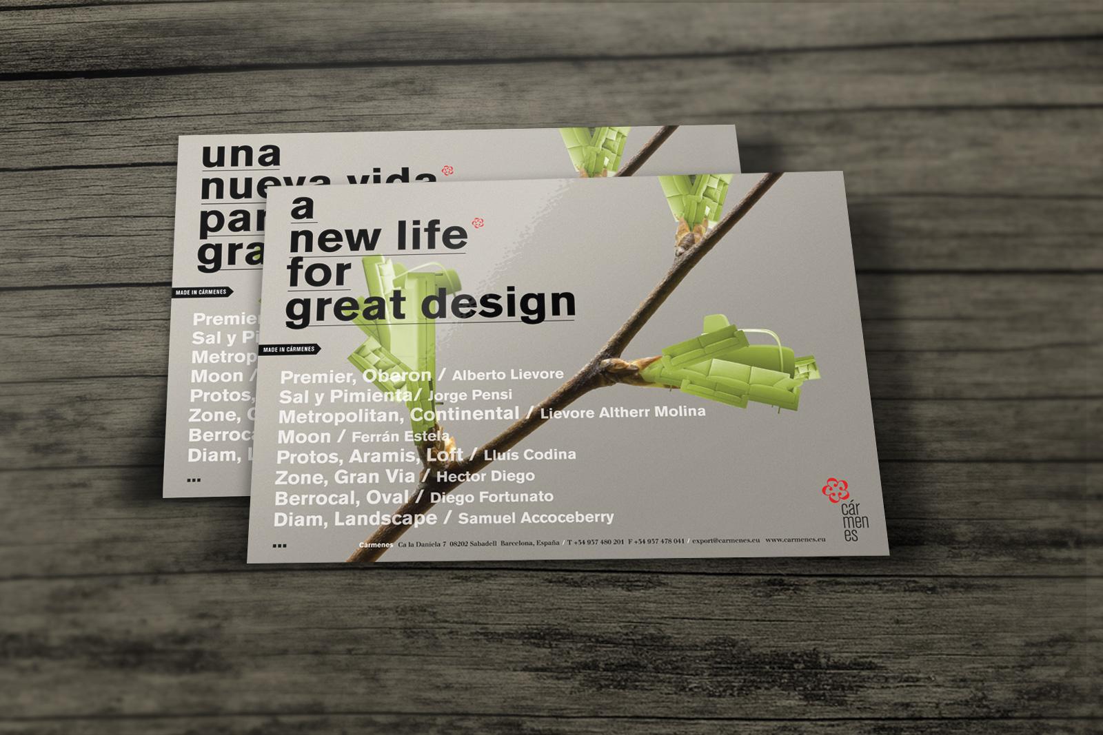 carmenes postcard