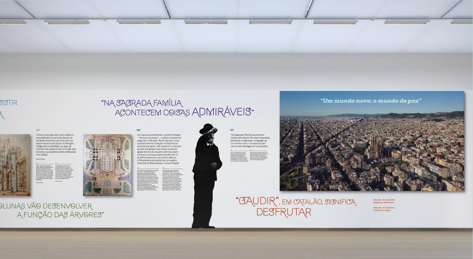gaudi wall 'maravilha'
