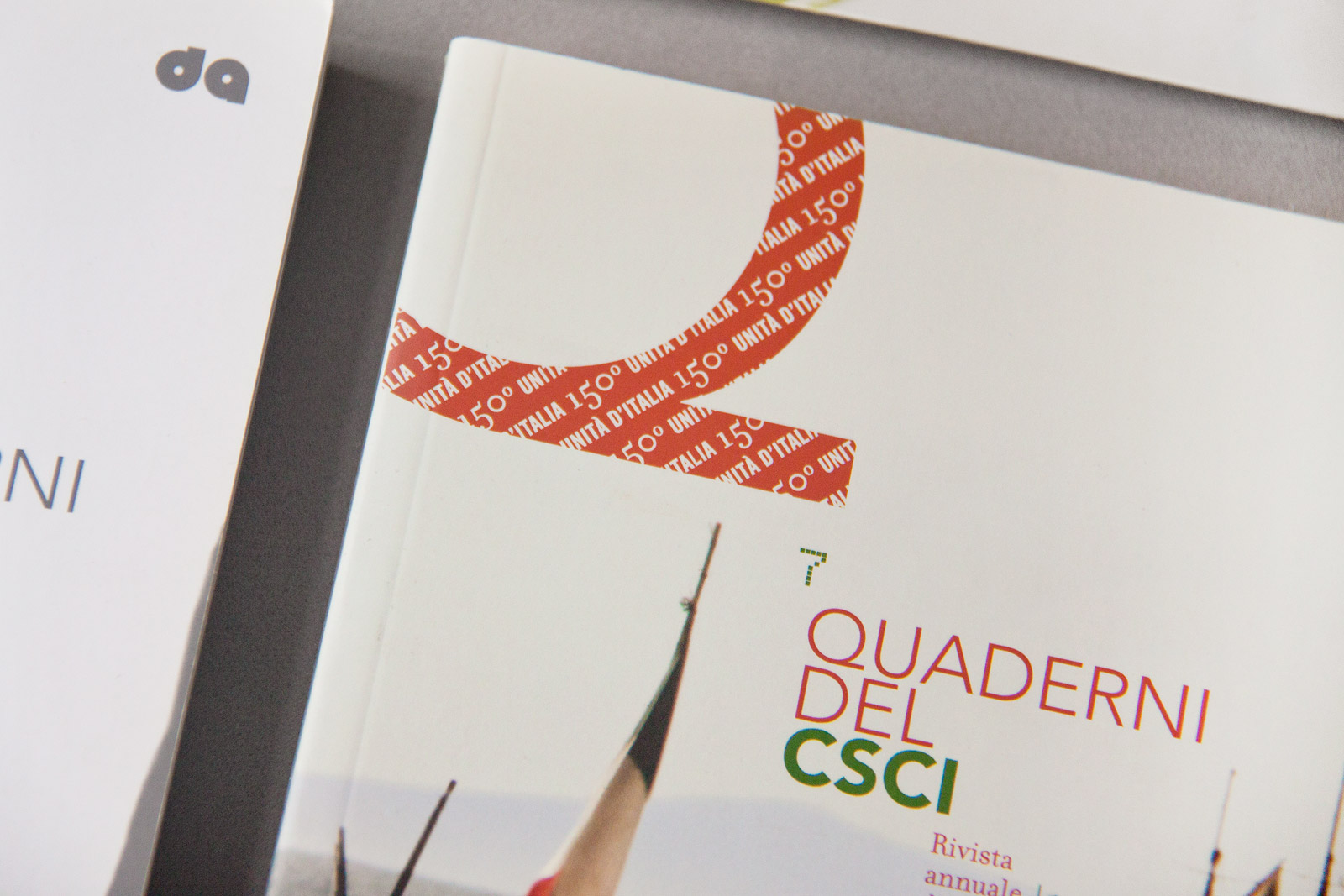 Quaderni del CSCI detail cover