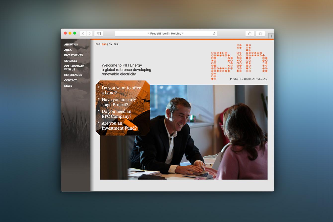 pih website