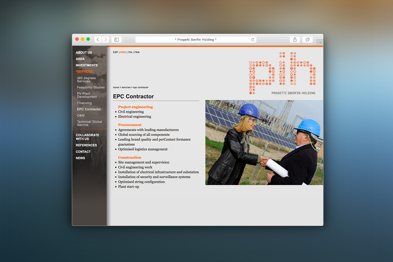 pih website