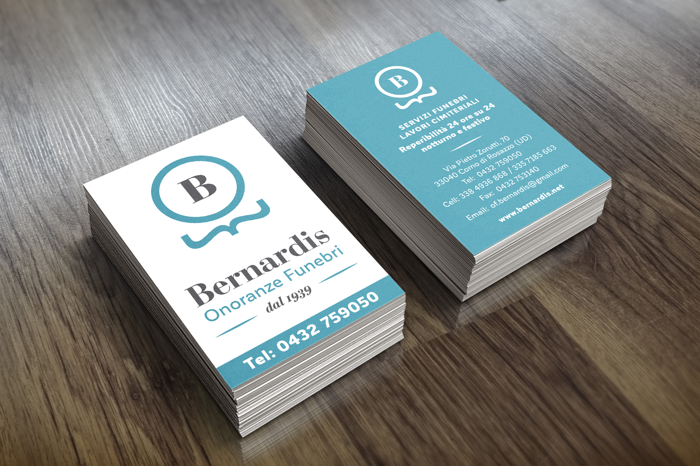 marchio e logotipo ofb-businesscards