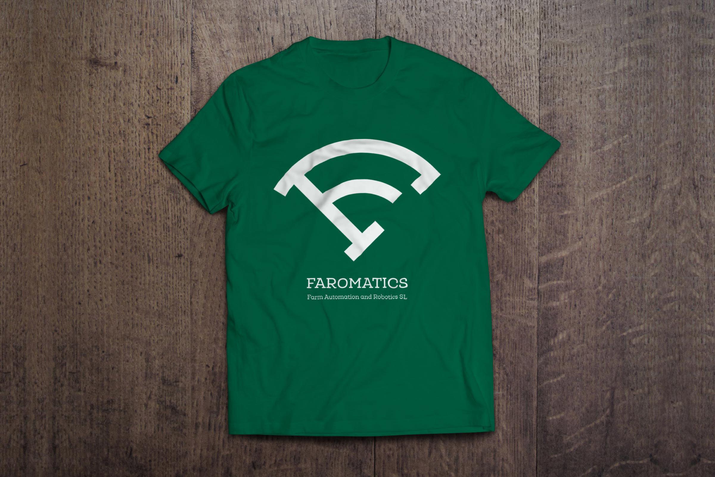 logo-faromatics-tshirt