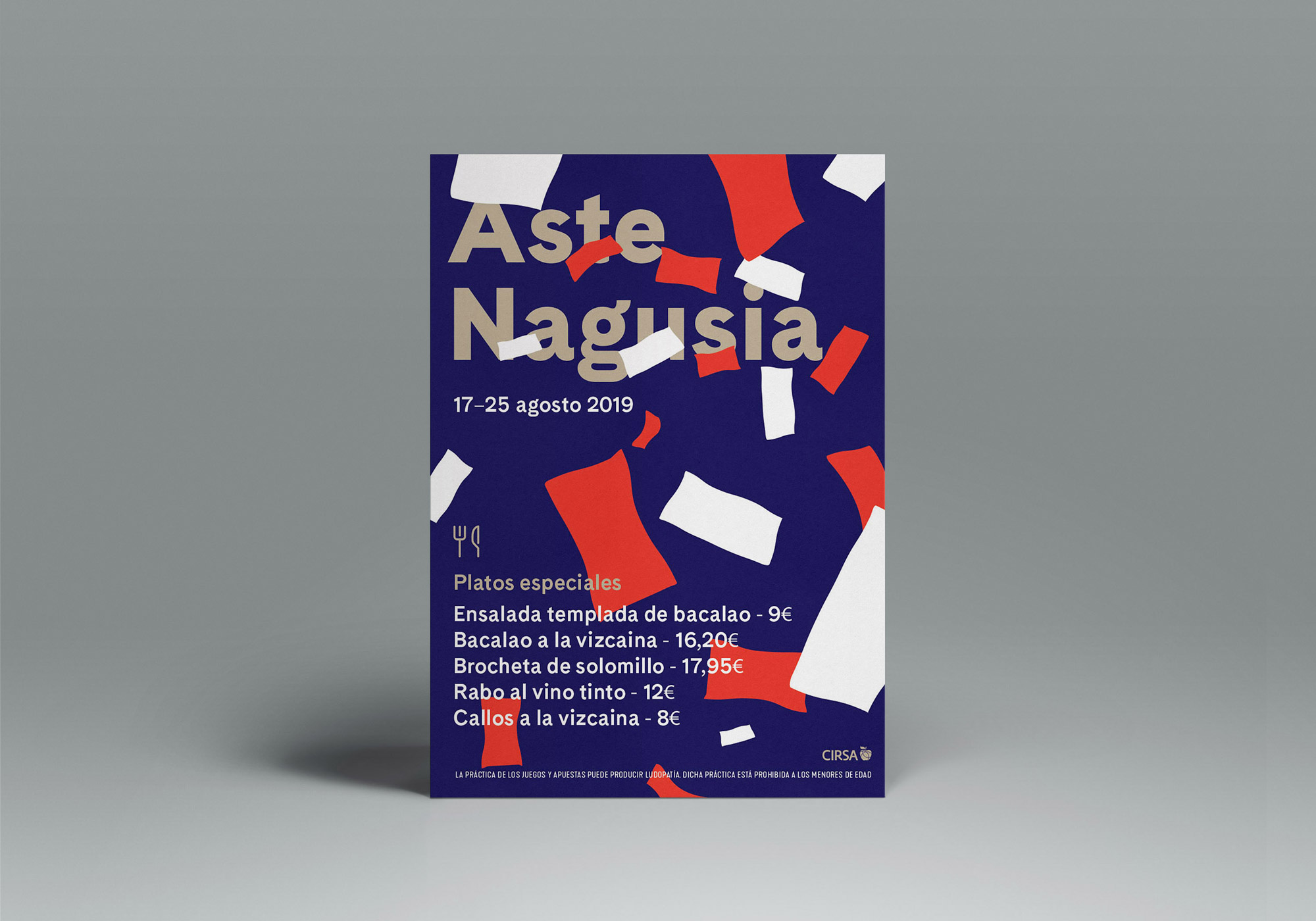 aste-nagusia-menu